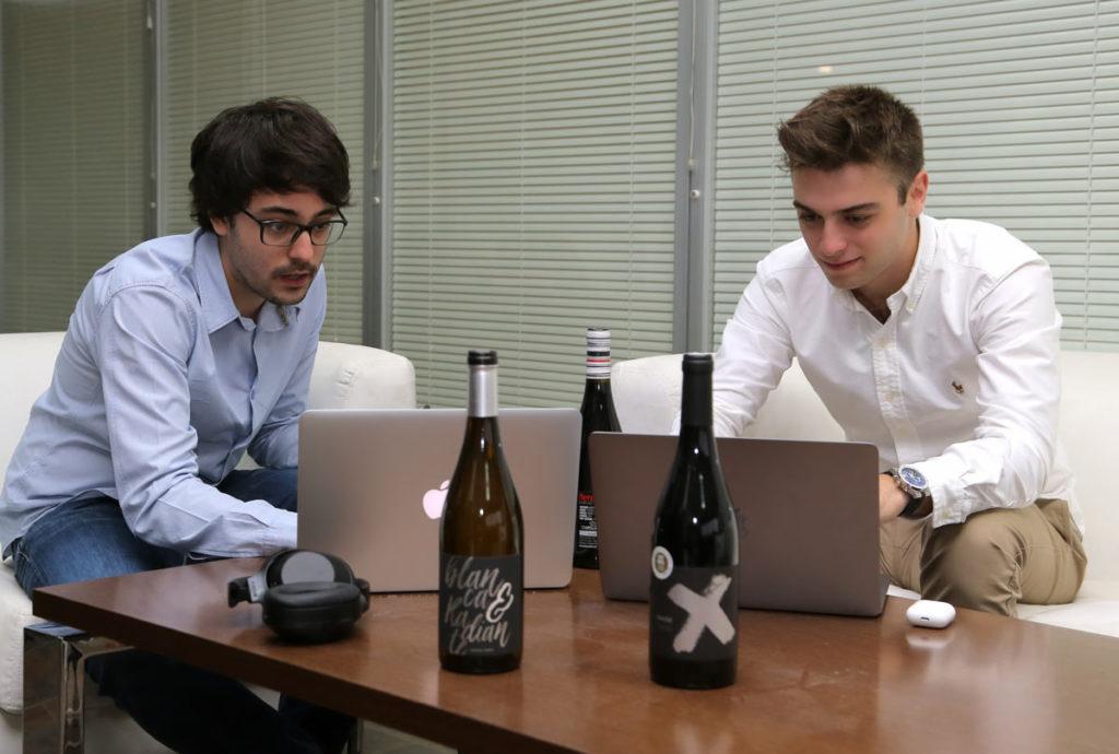Equipo de marketing - Bodegas Carlos Valero